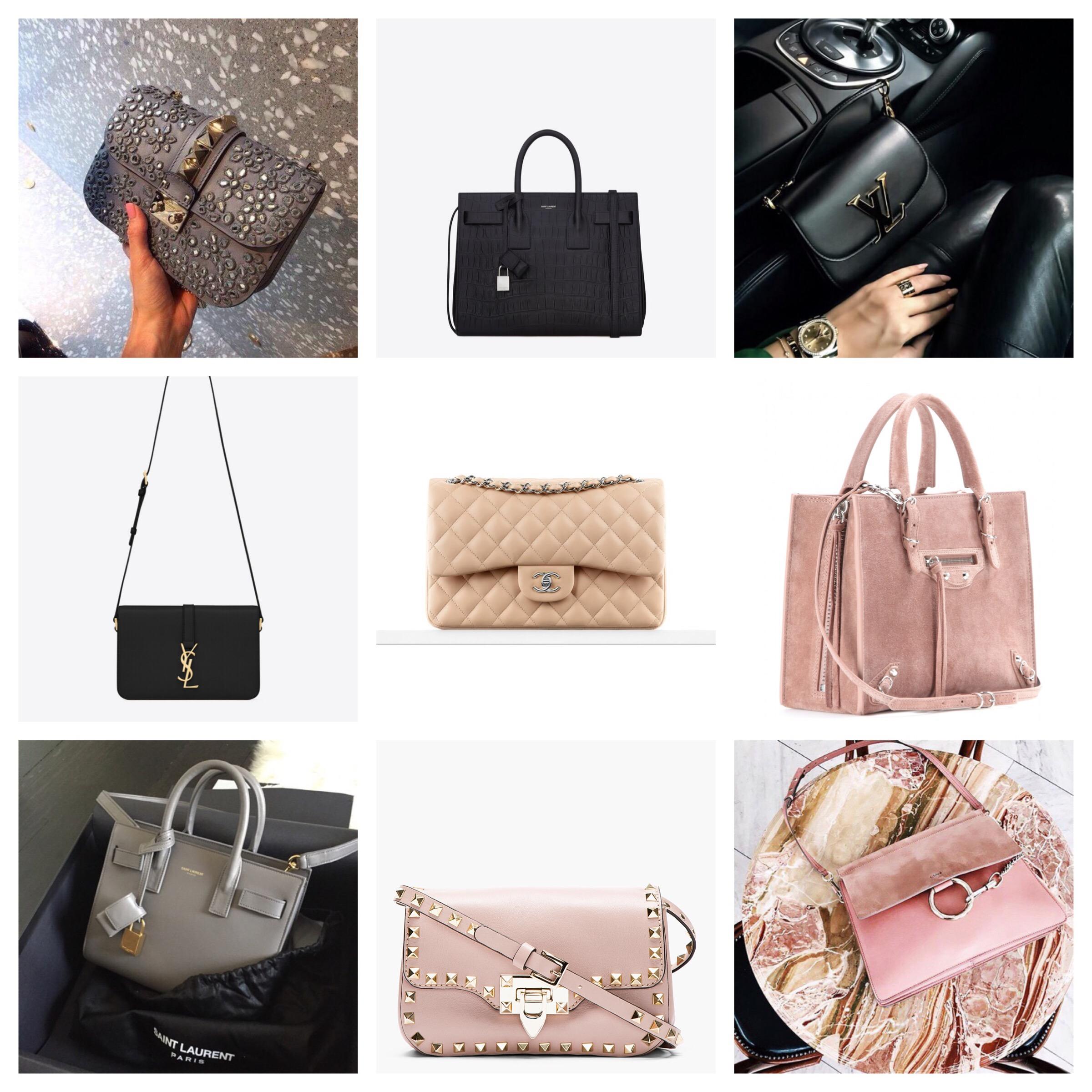 fina väskor 2016