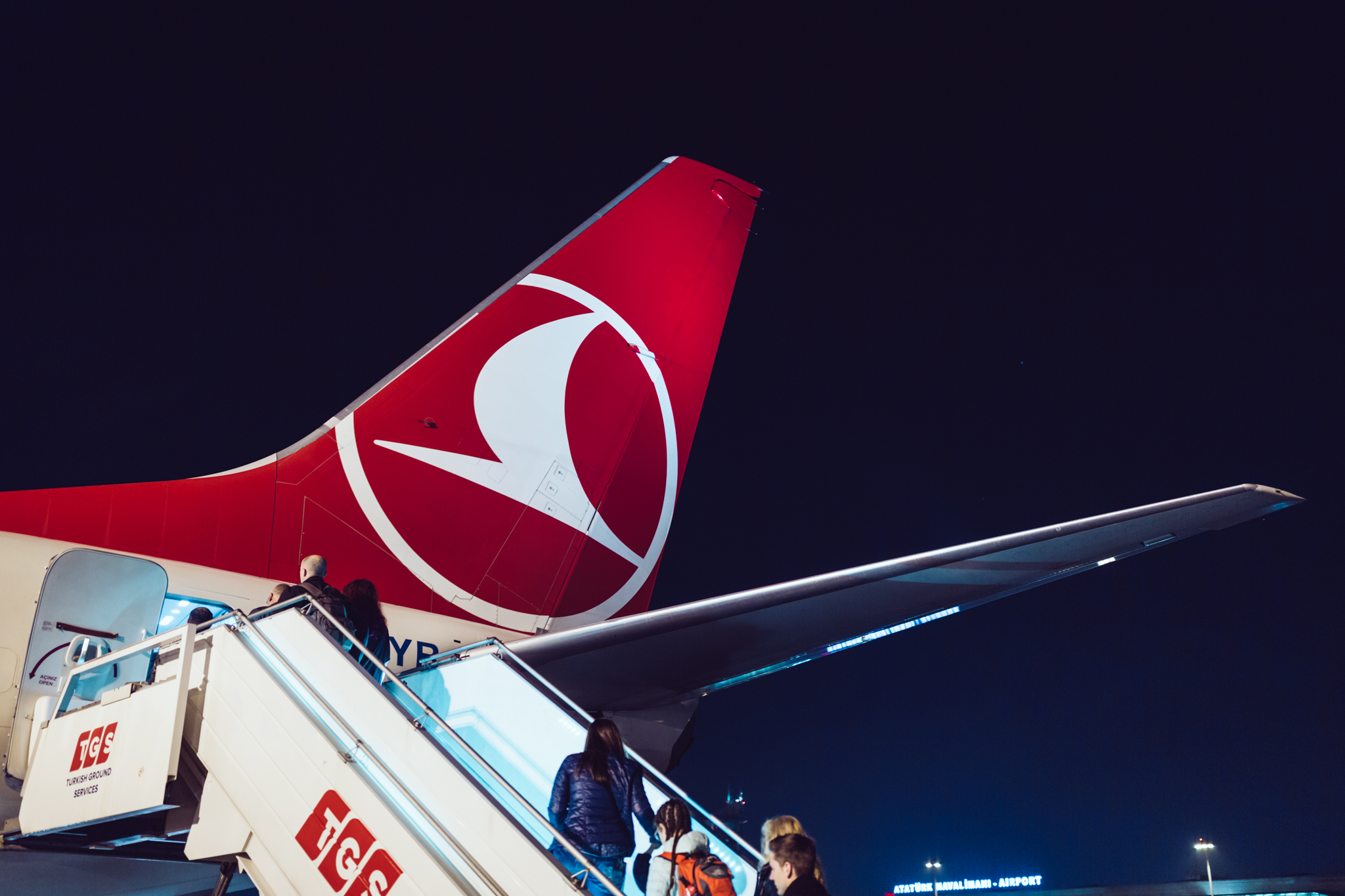 Turkish Airlines 45
