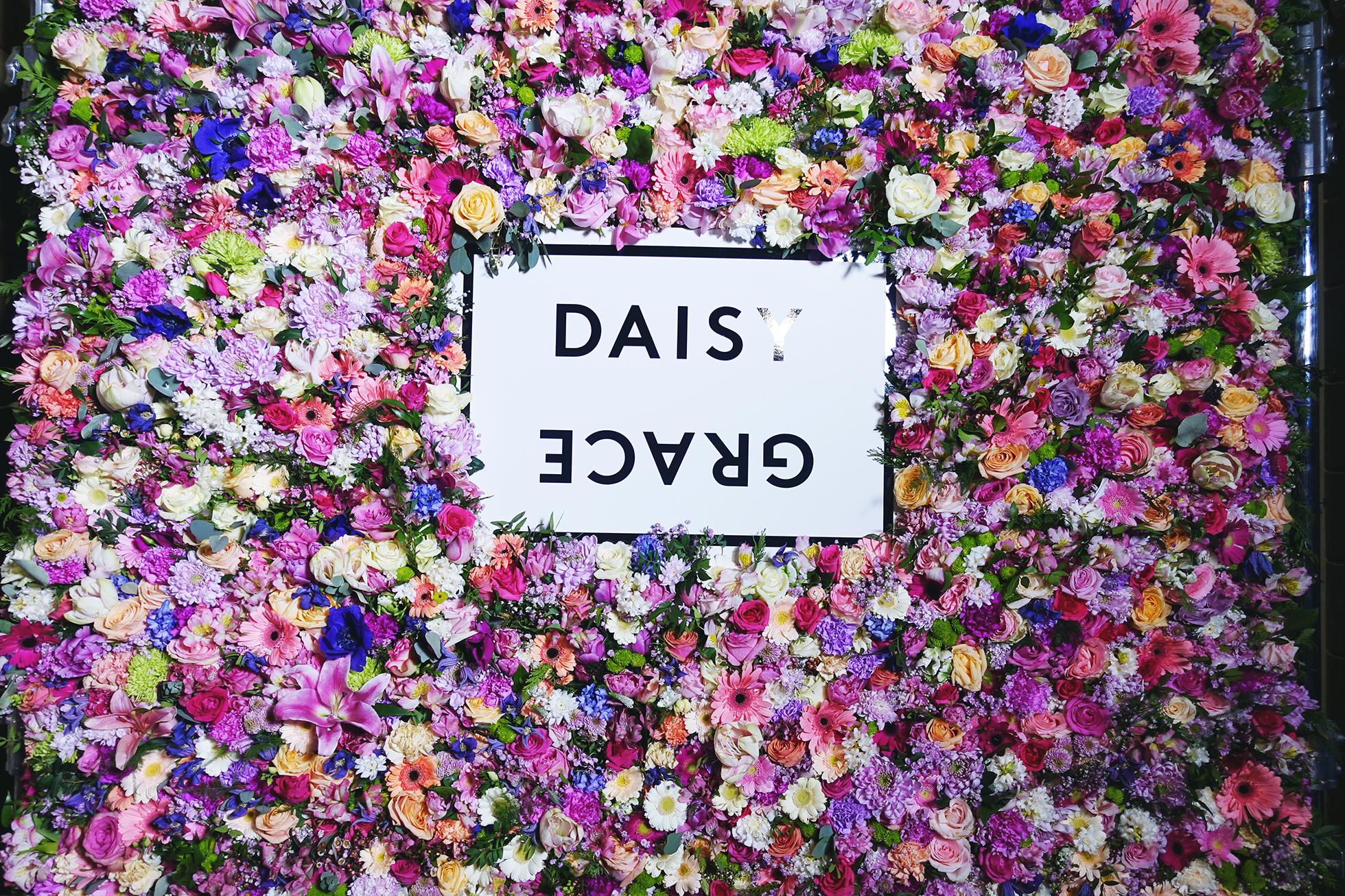 blomvägg
