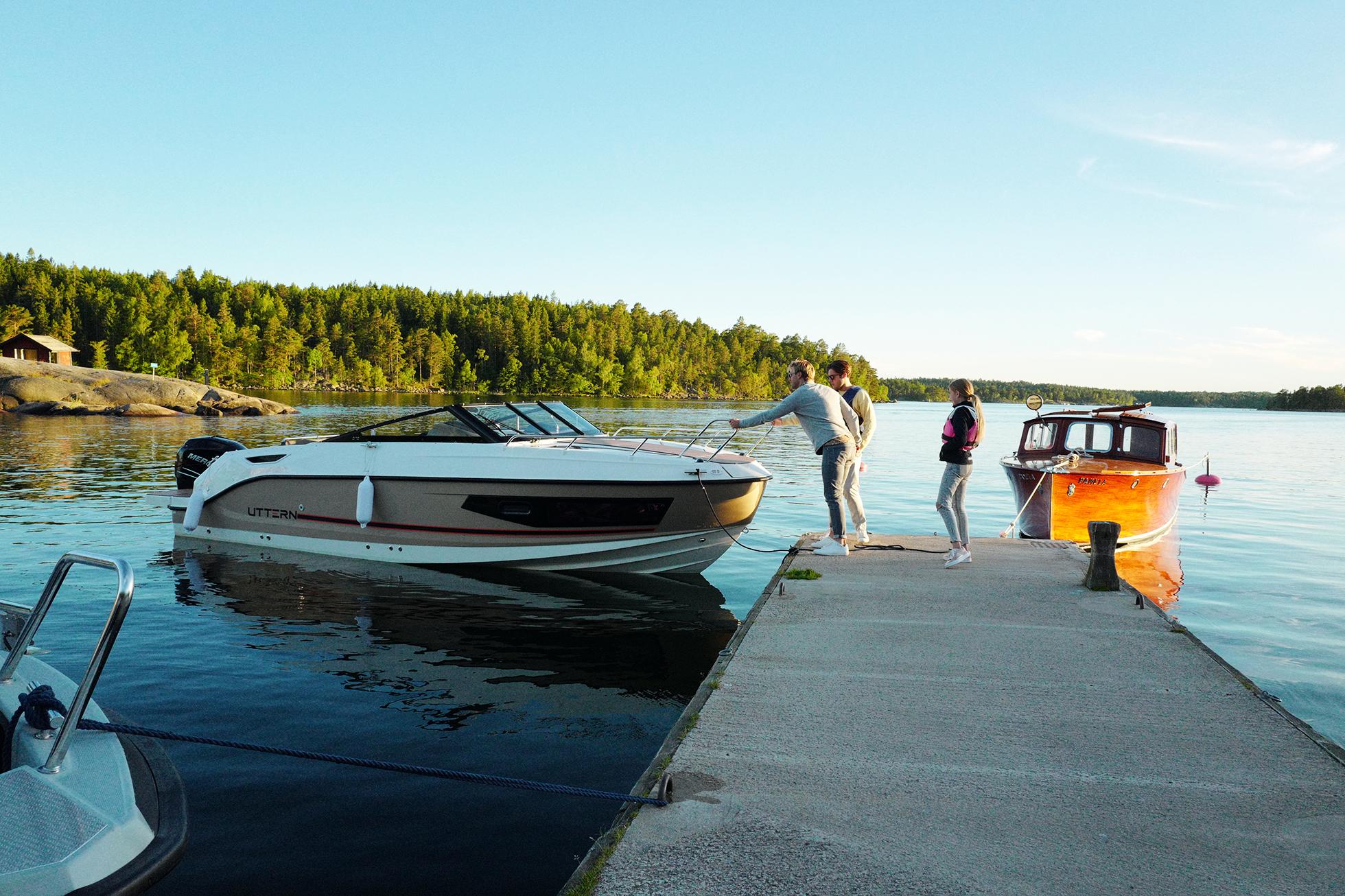 båttur 1