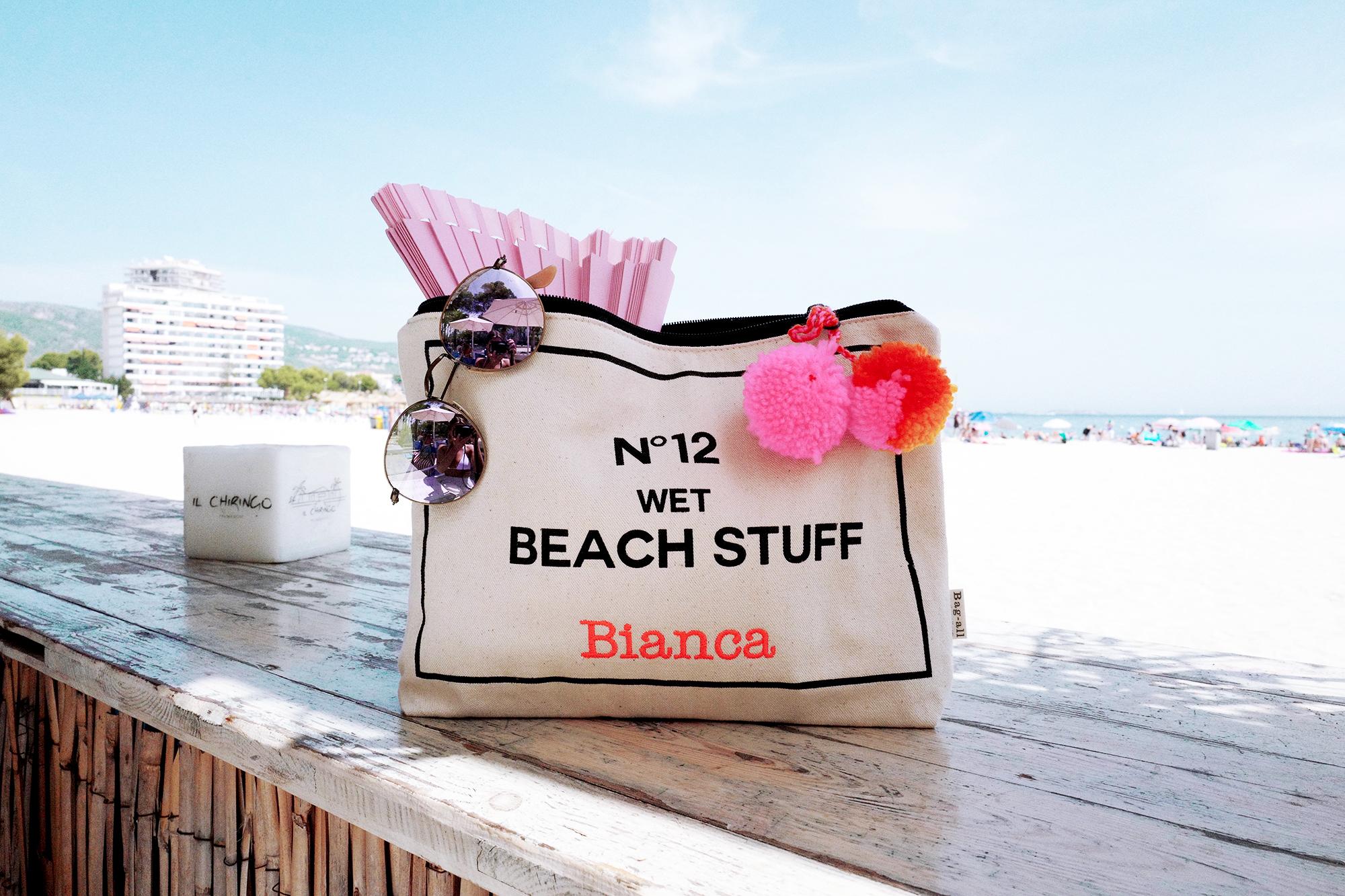 beachbag bagall bianca palma blogg