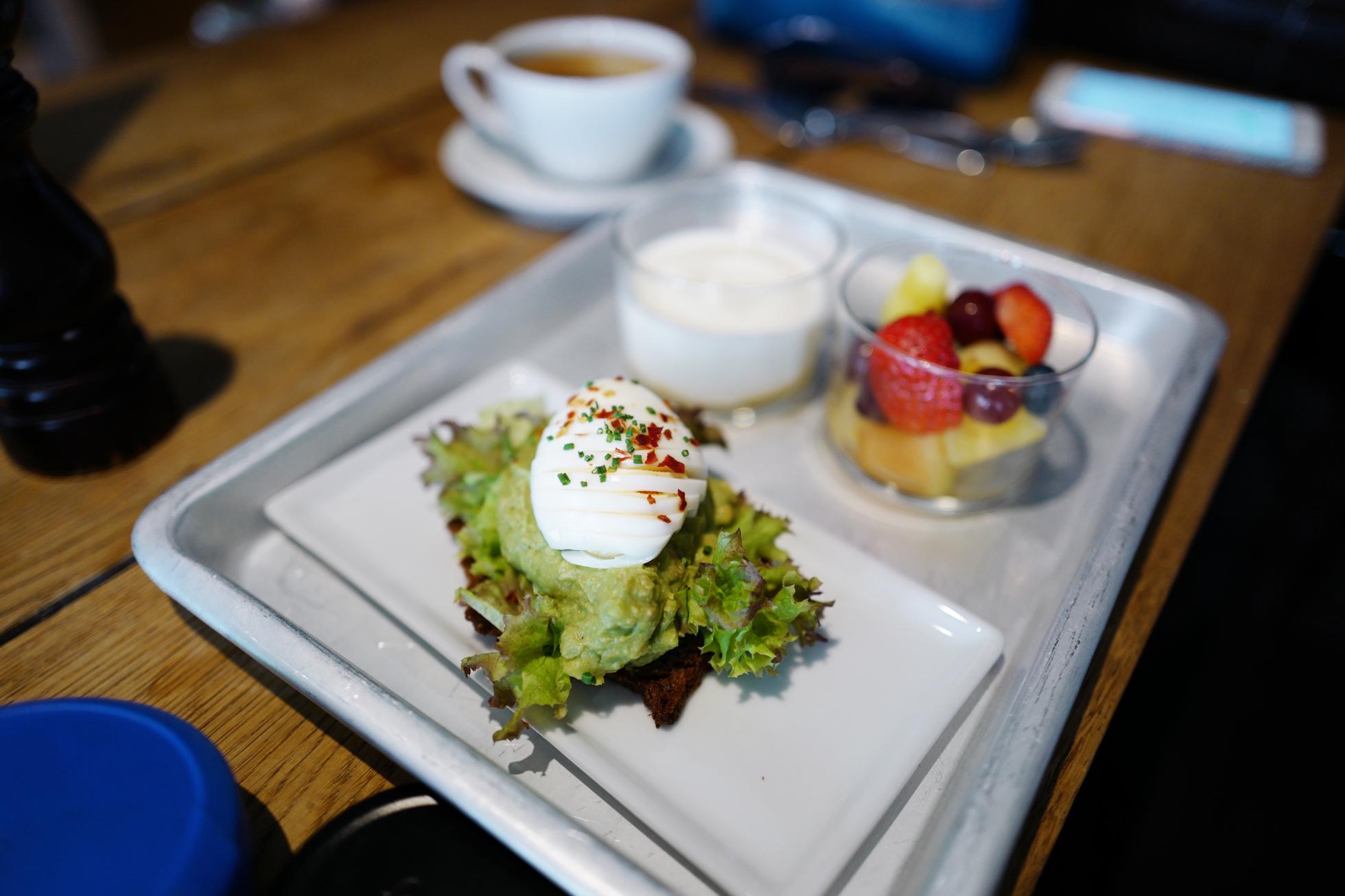 stockholm frukost