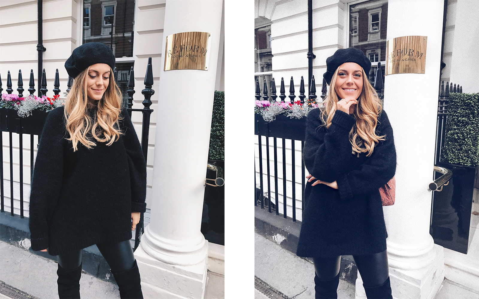 bianca ingrosso outfit london
